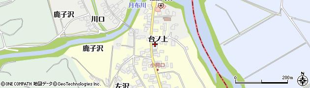 山形県西村山郡大江町藤田13周辺の地図