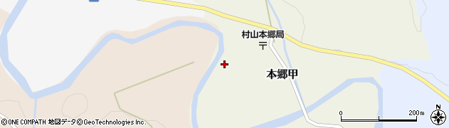 山形県西村山郡大江町本郷甲150周辺の地図