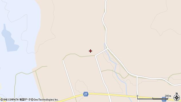 山形県西村山郡大江町本郷丙872周辺の地図