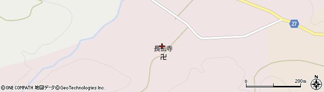 山形県西村山郡大江町橋上273周辺の地図