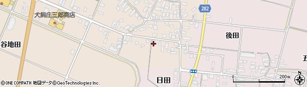 山形県寒河江市西根高畑131周辺の地図