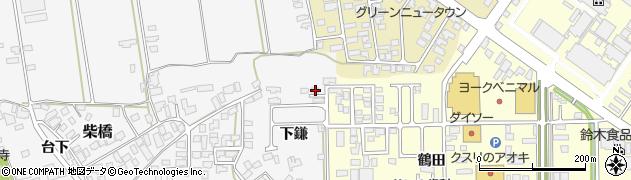 山形県寒河江市柴橋1044周辺の地図