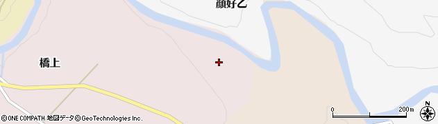 山形県西村山郡大江町橋上393周辺の地図