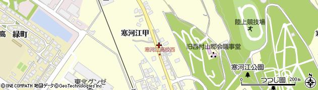 山形県寒河江市寒河江丙1559周辺の地図