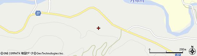 山形県西村山郡大江町十八才甲168周辺の地図