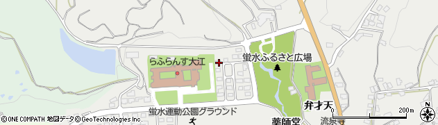 山形県西村山郡大江町左沢1274周辺の地図