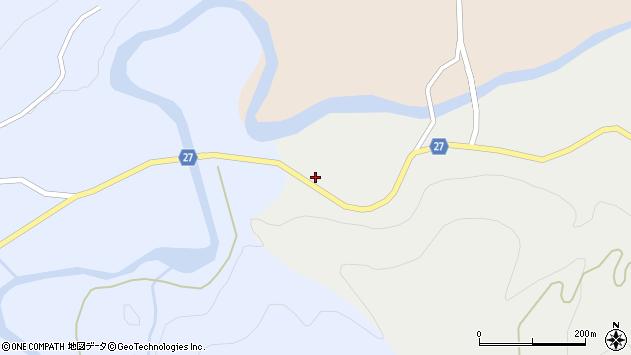 山形県西村山郡大江町十八才甲190周辺の地図