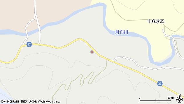 山形県西村山郡大江町十八才甲170周辺の地図