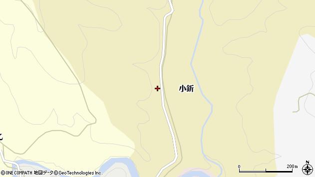 山形県西村山郡大江町小釿32周辺の地図