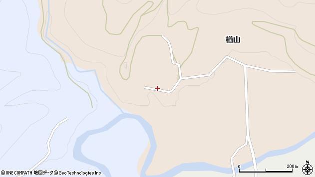 山形県西村山郡大江町楢山459周辺の地図