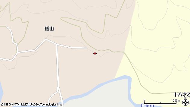 山形県西村山郡大江町楢山301周辺の地図