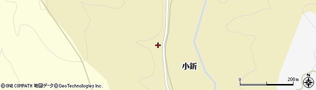 山形県西村山郡大江町小釿40周辺の地図