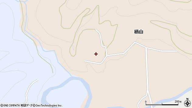 山形県西村山郡大江町楢山409周辺の地図