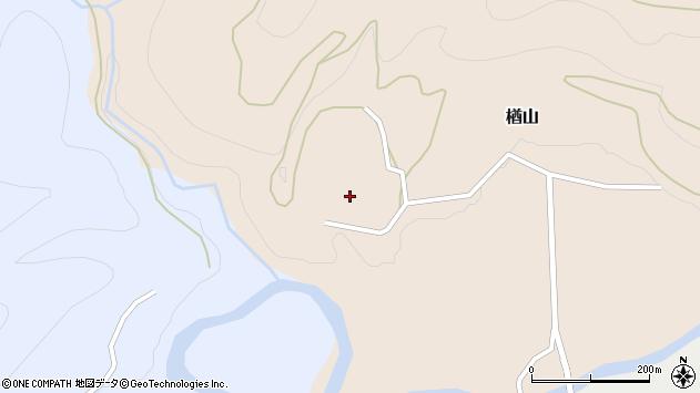 山形県西村山郡大江町楢山415周辺の地図