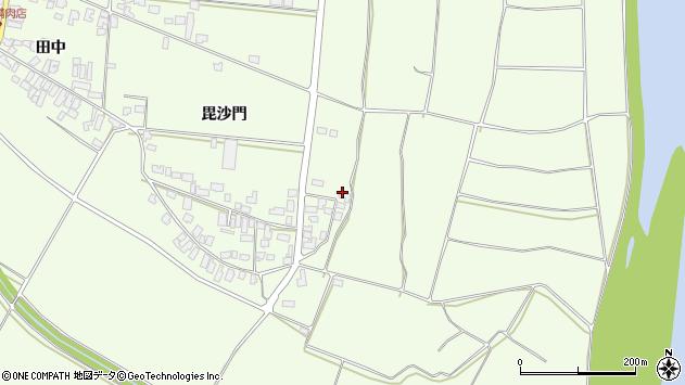 山形県西村山郡河北町溝延703周辺の地図