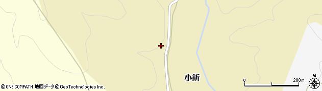 山形県西村山郡大江町小釿41周辺の地図
