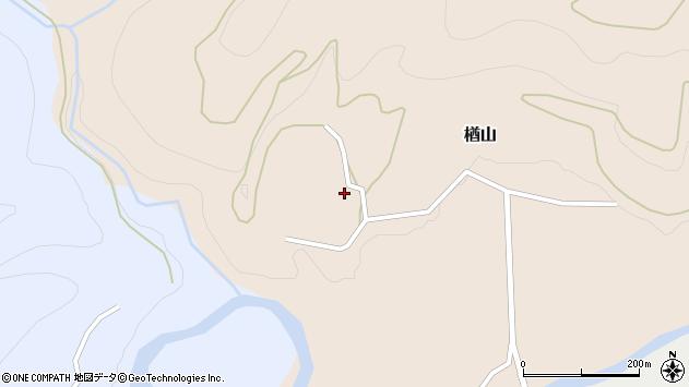 山形県西村山郡大江町楢山405周辺の地図