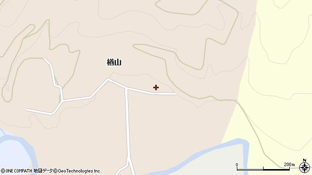 山形県西村山郡大江町楢山304周辺の地図