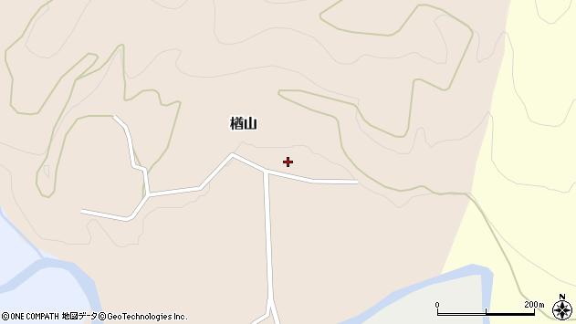 山形県西村山郡大江町楢山315周辺の地図