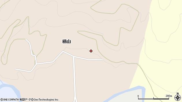 山形県西村山郡大江町楢山305周辺の地図