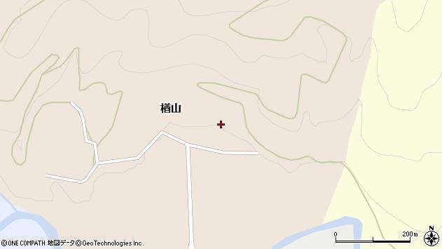 山形県西村山郡大江町楢山309周辺の地図