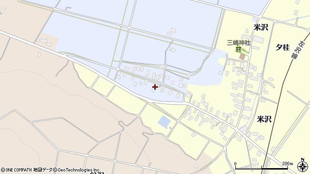 山形県寒河江市清助新田462周辺の地図