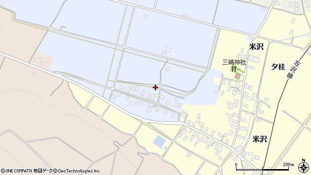 山形県寒河江市清助新田351周辺の地図