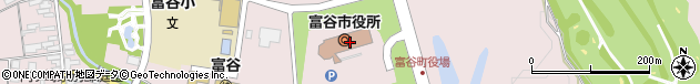 宮城県富谷市周辺の地図
