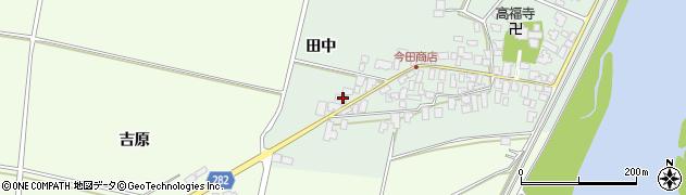 山形県西村山郡河北町田井130周辺の地図