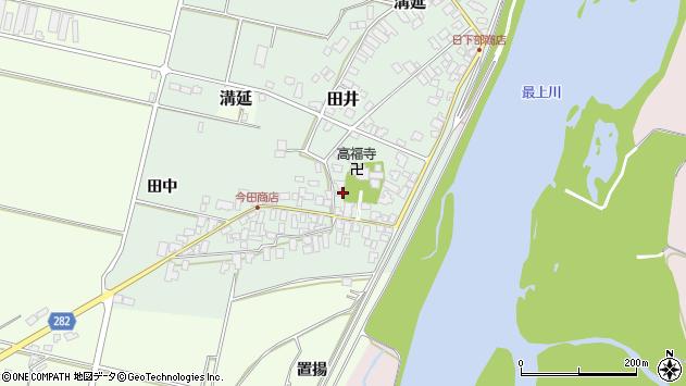 山形県西村山郡河北町田井 地図(住所一覧から検索) :マピオン