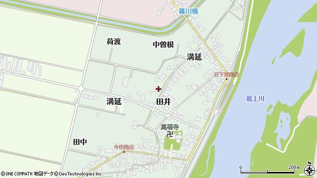山形県西村山郡河北町田井139周辺の地図