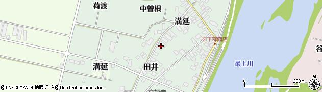 山形県西村山郡河北町田井188周辺の地図