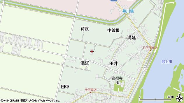 山形県西村山郡河北町田井荷渡60周辺の地図