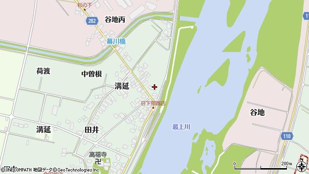 山形県西村山郡河北町田井83周辺の地図