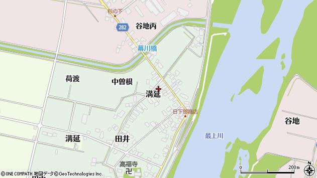 山形県西村山郡河北町田井125周辺の地図