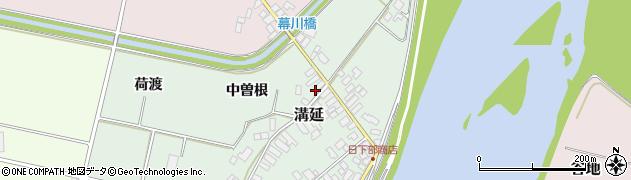 山形県西村山郡河北町田井232周辺の地図