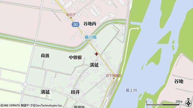 山形県西村山郡河北町田井123周辺の地図