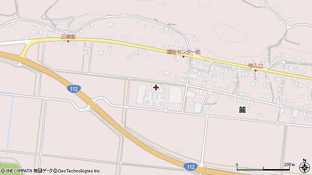 山形県寒河江市白岩6324周辺の地図