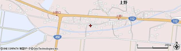 山形県寒河江市白岩729周辺の地図