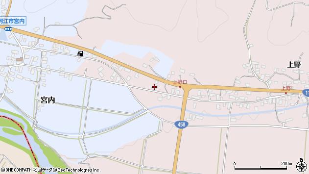 山形県寒河江市白岩792周辺の地図