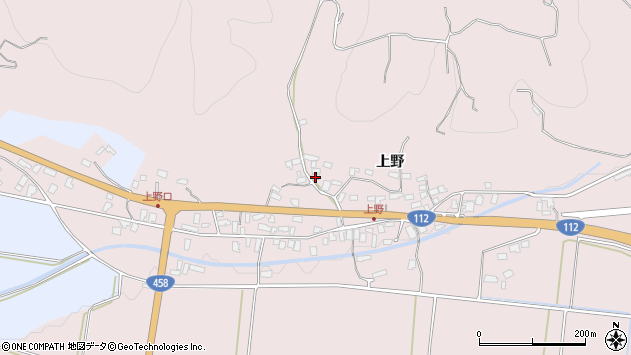 山形県寒河江市白岩703周辺の地図