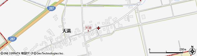 山形県西村山郡河北町西里199周辺の地図