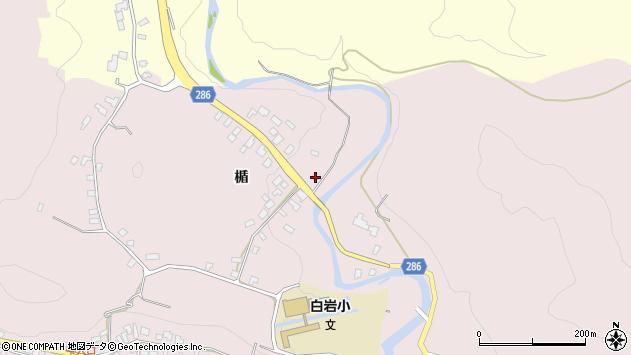 山形県寒河江市白岩1935周辺の地図