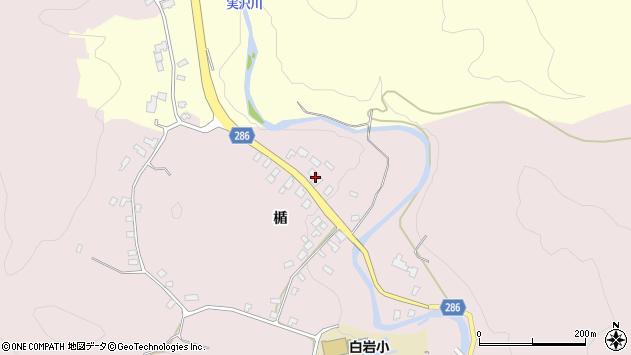 山形県寒河江市白岩1956周辺の地図
