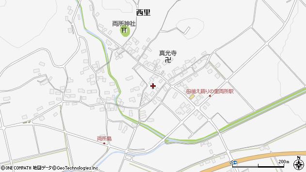 山形県西村山郡河北町西里2043周辺の地図