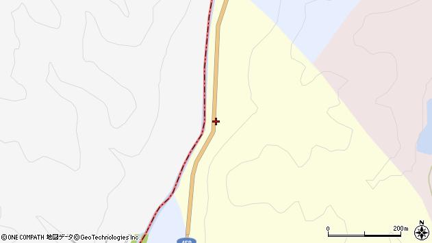 山形県寒河江市白岩3893周辺の地図