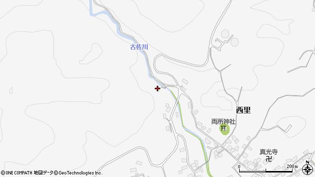 山形県西村山郡河北町西里1925周辺の地図