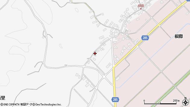 山形県西村山郡河北町西里1690周辺の地図