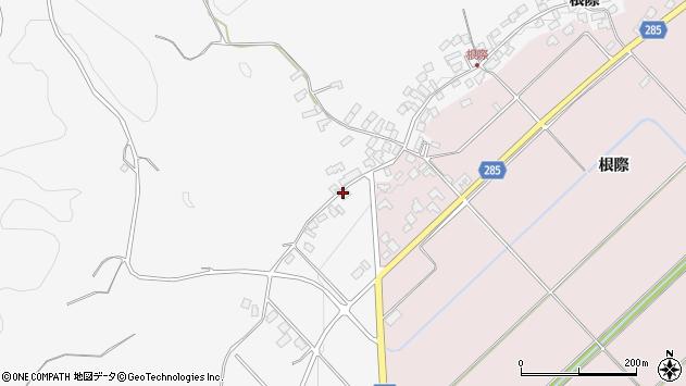 山形県西村山郡河北町西里1686周辺の地図
