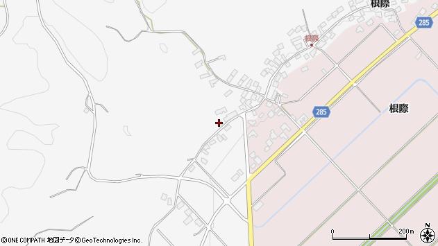 山形県西村山郡河北町西里1699周辺の地図